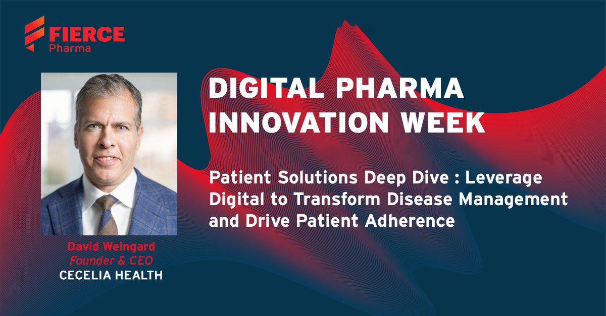 Event Recap: Cecelia Health at Digital Pharma Innovation Week