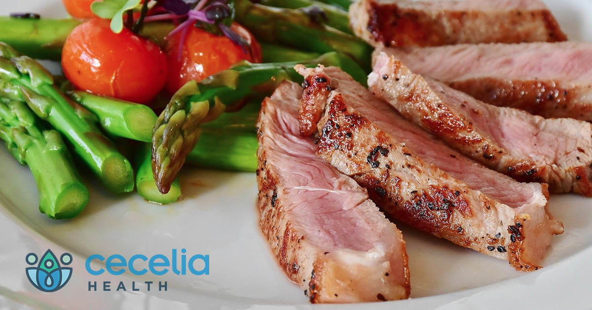 How eating protein affects blood sugar