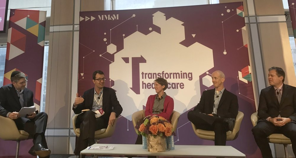 Highlights from the MM&M 2017 Transforming Healthcare Conference