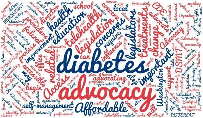 Getting Started with Diabetes Advocacy