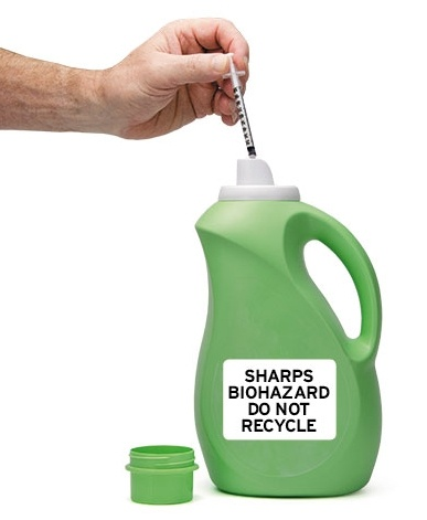 Preventing Injury From Sharps