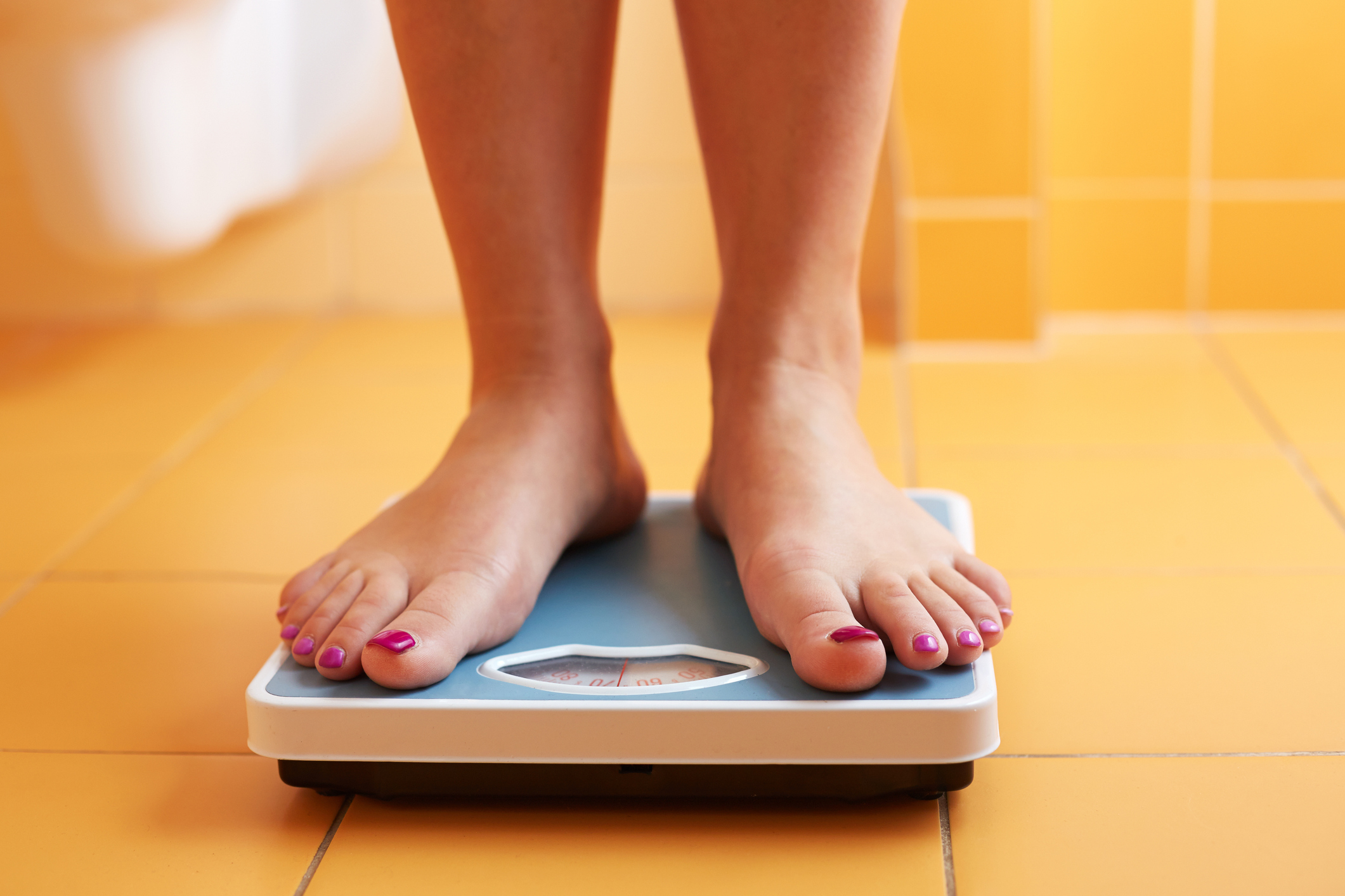 Acknowledge Your Weight Without Judgment or Praise