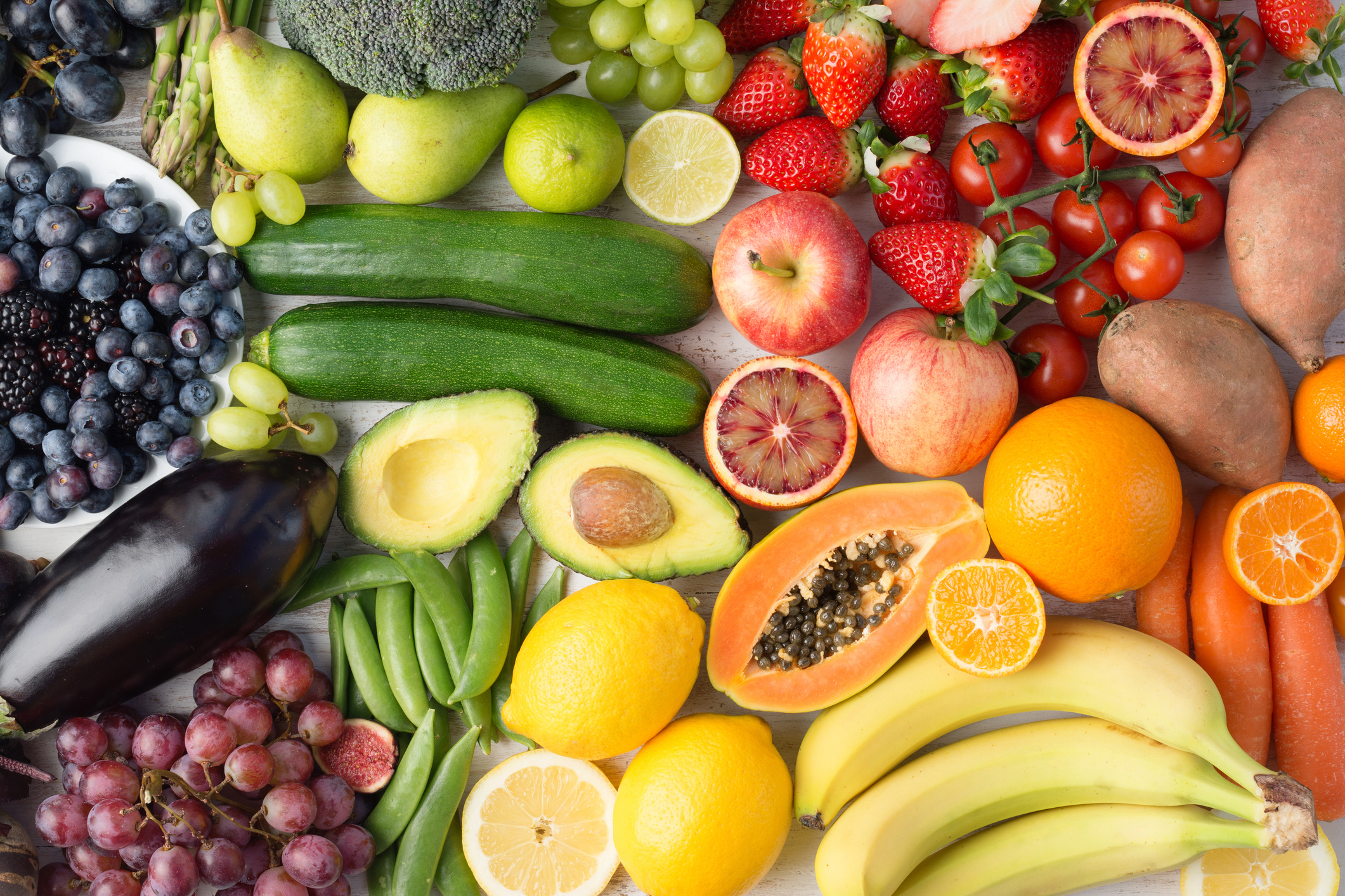 5 Easy Ways to Increase Fruits and Vegetables in Your Diet