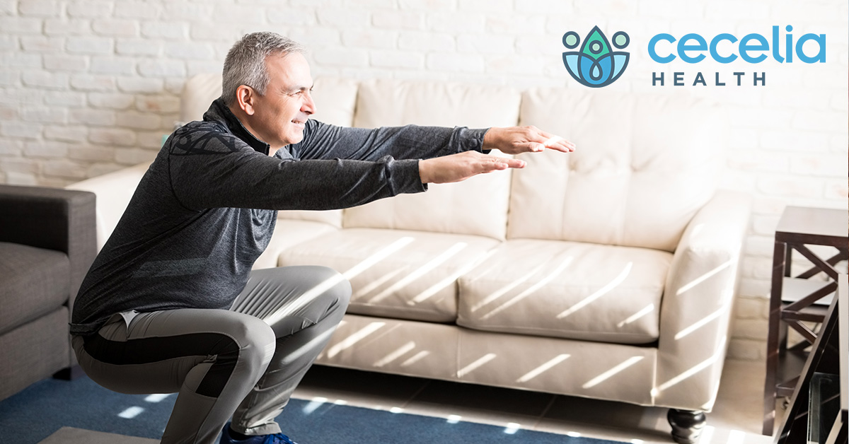 Top 10 At-Home Exercises to Keep you Moving